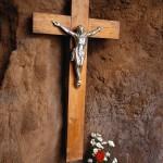 Crucifix Wall